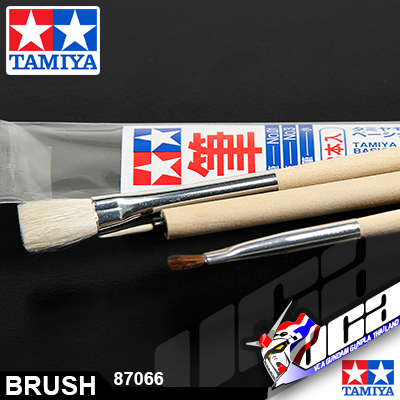 TAMIYA BASIC BRUSH SET