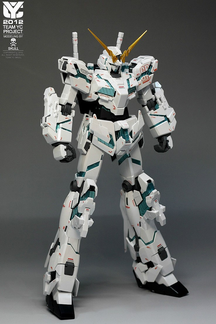 MG 1/100 Unicorn Gundam Full Armor Ver KA