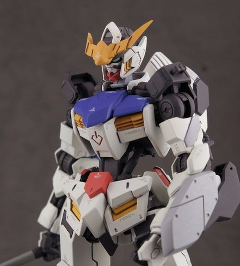 HG 1/144 Gundam Barbatos | Painted Build By uniuni