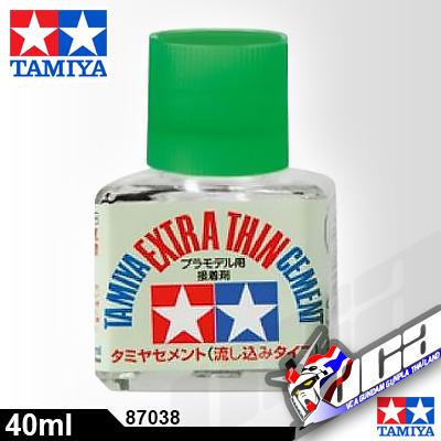 TAMIYA EXTRA THIN CEMENT 40ml