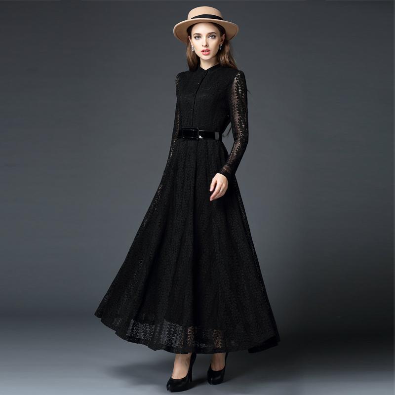 ชุดเดรสสีดำน่ารัก