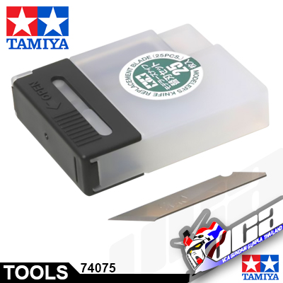 TAMIYA REPLACEMENT BLADE FOR MODELER'S KNIFE