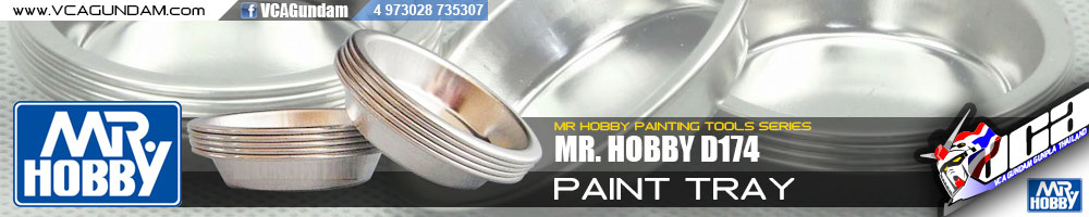 MR HOBBY D174 PAINT TRAY