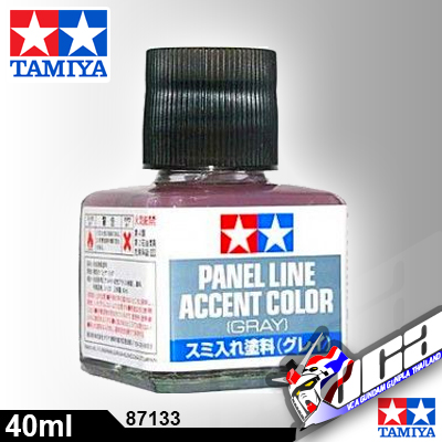 TAMIYA PANEL LINE ACCENT GRAY