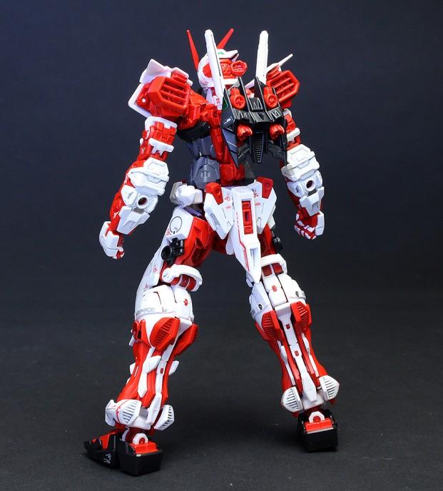 RG 1/144 Gundam Astray Red Frame